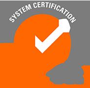 sello construcciones madrid empresa certificada