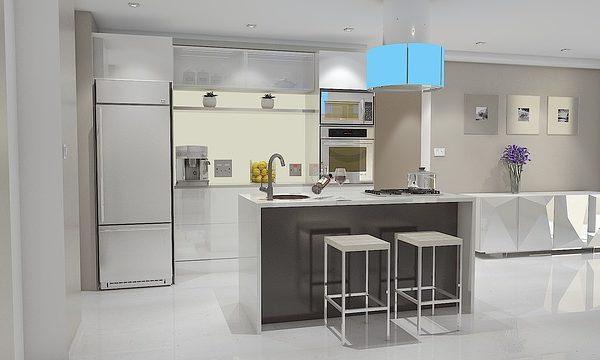 ¿Cuál es la mejor distribución para reformar la cocina de tu hogar?