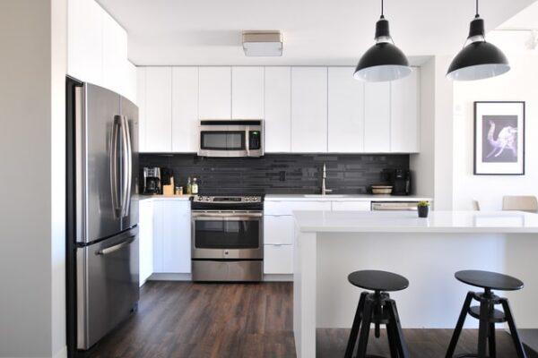 Beneficios de abrir la cocina al salón